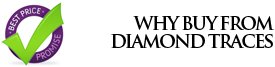 Reason For Diamond Traces