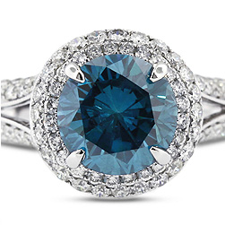 Call us to speak with a diamond expert at 1-800-343-4133