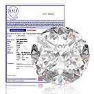 Diamond and Certificate