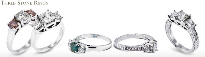 Different Solitaire Rings Settings