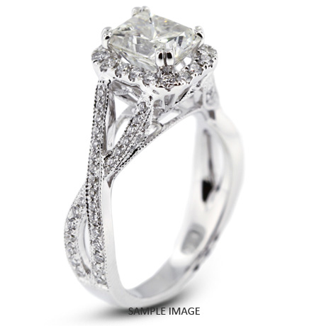 ring sea products img collections split diamonds engagement wave diamond cushion cut shank rings josey