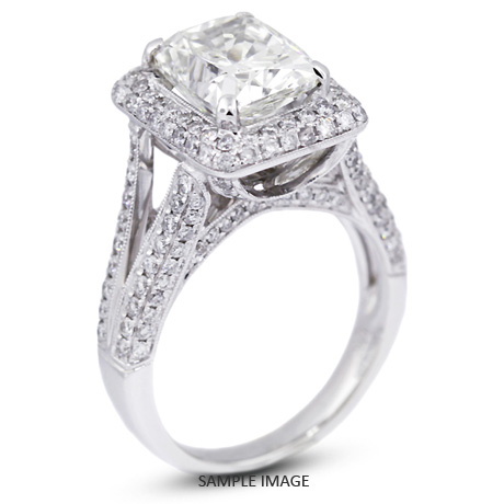 wedding rings semi mount